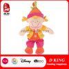 Lovely Pink Soft Plush Toy Stuffed Dolls for Girls