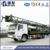 Used for Drinking Water, Hfc400 Truck Mounted Water Well Drilling Rig