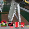 Veka Profile 70mm UPVC Plastic Awning Glass Window Design