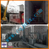 Black Engine Oil Refining Machine / Used Car Oil Filtration System