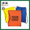 Polyester Gym Promotion Sports Bag with Logo Print