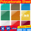 UV Protected 4mm-16mm Lexan Polycarbonate Sheet Price Sun Sheet Price PC Sheet Price