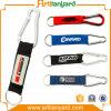Customer Design Promotion Carabiner Lanyard Strap