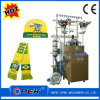 Circular Knitting Machine for Making Scarf