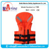Best Sale Foam Orange Life Jacket and Price