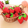 Strawberry Folding Shopping Bag for Promotional (DXB-5277)