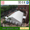 High Quality Outdoor White Curved Tent for Outdoor Wedding Party and Event
