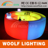 Round Light Coffee Shop Club LED Bar Counter