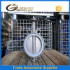 Dairy Stainless Steel Sanitary Manual Triclamp Butterfly Valve