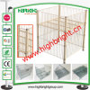 Mesh Box Wire Container Metal Bin Storage Cage