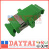 High Quality Single Core Sc APC Fiber Optic Adapter
