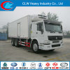 Sinotruk HOWO 10 Wheels Refrigerated Truck