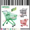 Power Coating Supermarket Shopping Trolley