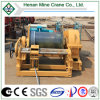 1t Lifting Capacity with 150m Wire Rope Capacity Electric Winch
