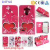 Wholesale Mobile Phone Accessories Flip Leather Case for LG G Stylo Ls770