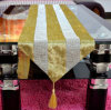 Hand-Sewing Diamond-Tape Table Runner Decorative Table Flag (JTR-18)