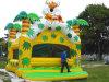 Inflatable Bouncer / Bouncer House / Inflatable Dragon 0.55mm PVC Tarpaulin Bouncer