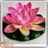 Rockery Decoration Artificial Lotus Water-Proof Plastic Flower