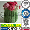 Cup Sleeve Warm Flower Knit Cover Teapot Cozy