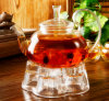 600ml Tea Pot with Stainless Steel Filter Tea Set Tea Maker