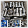Bsp Jic NPT Male / Swivel Female Stainless Steel Hydraulic Connector