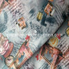 Printed Taffeta Printed Lining for Garment Lining Fabric for Suit