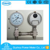 100mm All Stainless Steel Manometer with Overvoltage Protector