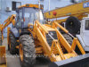 4cx Used Jcb Wheeled Backhoe Loader