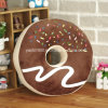 Stuffed Round Shaped Doughnut Pillow