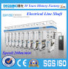 Air Energy Heating 8colors 260m/Min Electrical Line Shaft Rotogravure Printing Machine