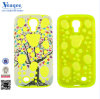 New Design Cell Phone TPU PC Case for Samsung Galaxy S4 I9500