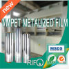 Rifo Food Grade 12um VMPET Base Roll Material for Packaging