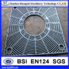 UAE Easy Maintenance Water Manhole Cover Gully Grate Plastic Composite
