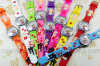 Wholesale PVC Strap Cartoon Watch for Kids Watch