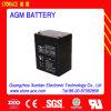 CE/SGS 12V AGM Battery 12V 2.9ah Battery