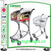 Aluminum Alloy Airport Shopping Cart
