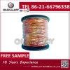 0.81mm Type K Thermocouple Cable with Double Fiberglass Insulated up to 600 Degree