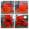Qtj4-26c Concrete Hollow Block Machine/Road Pavers Price