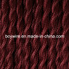 Darkbrown2-Conductor Cloth Covered Wire (BYW-8001)