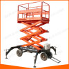 12m Movable Vertical Scissor Lifts with Monitor Control (SJY0.5-12)