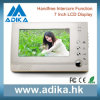 Newest 7inch LCD Display Intercom with Doorbell Function (ADK-T151)
