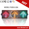 Red Green Yellow Arrow LED Traffic Lights with Long Lifespan