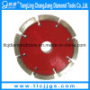 Laser Weld Diamond Cutter Disc for Cutting Marble