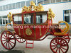 Deluxe Royal Wedding Horse Carriage Horse Cart