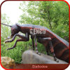 Outdoor Playground High Simulation Resin Insect Sculpture