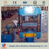 Full Automatic Rubber Curing Press / Rubber Tile Vulcanizer