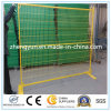 High Quality PVC Coated Temporary Fence for Canada