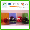 4mm Patterned Glass/Colored Oceanic Glass/