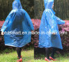 2014 Hotsell Emergency Waterproof Hiking / Traveling / Tour Rain Poncho