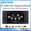 200*100 Universal Car DVD Player with GPS/Radio Car Multimedia